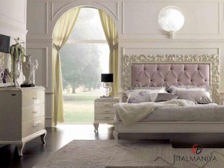 Фото 1 - Спальня Casa Bella фабрики Giorgiocasa (производство Италия) в современном стиле из массива дерева