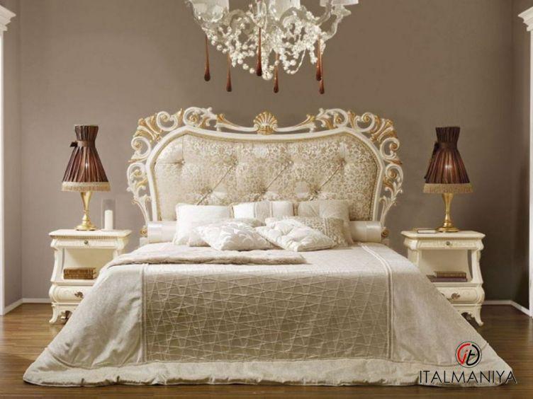 Фото 1 - Спальня Doge фабрики Grilli (производство Италия) в классическом стиле из массива дерева