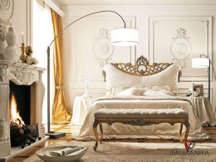 Фото 1 - Спальня Gondola фабрики Grilli (производство Италия) в классическом стиле из массива дерева