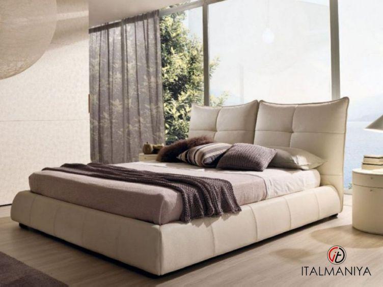 Фото 1 - Спальня Ellelle фабрики La Falegnami (производство Италия) в современном стиле из массива дерева