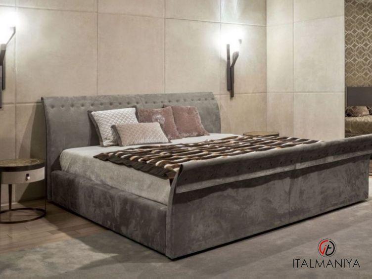 Фото 1 - Спальня Charme фабрики Longhi (производство Италия) в современном стиле из массива дерева