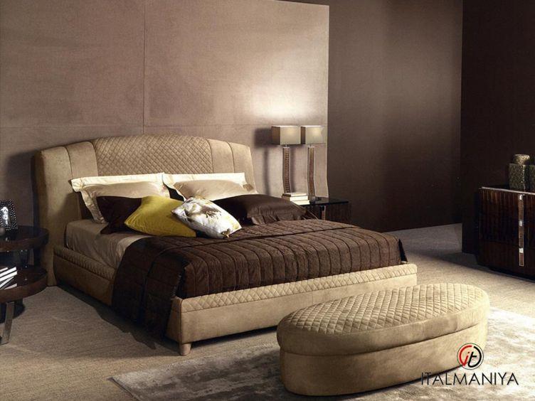 Фото 1 - Спальня Red carpet фабрики Malerba (производство Италия) в современном стиле из массива дерева