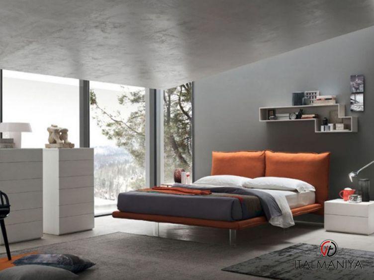 Фото 1 - Спальня Arcade фабрики Maronese / ACF (производство Италия) в современном стиле