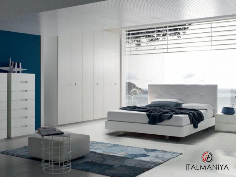 Фото 1 - Спальня Dedalo фабрики Maronese / ACF (производство Италия) в современном стиле