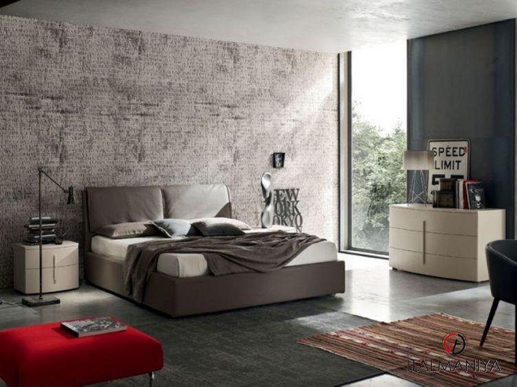 Фото 1 - Спальня Edra фабрики Maronese / ACF (производство Италия) в современном стиле