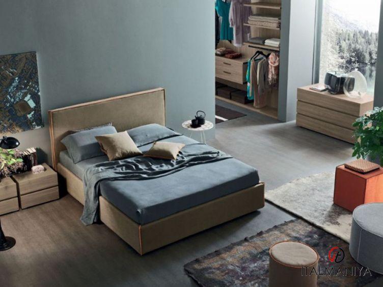Фото 1 - Спальня Ginger фабрики Maronese / ACF (производство Италия) в современном стиле