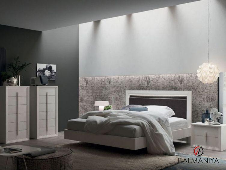 Фото 1 - Спальня Iris фабрики Maronese / ACF (производство Италия) в современном стиле