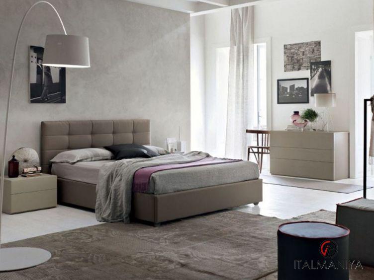 Фото 1 - Спальня Quadro фабрики Maronese / ACF (производство Италия) в современном стиле