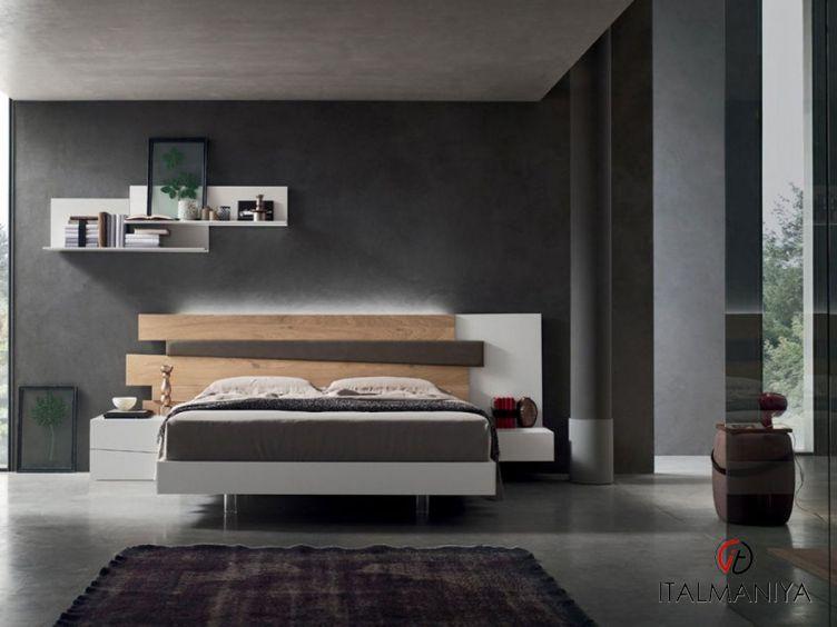 Фото 1 - Спальня Scuderia фабрики Maronese / ACF (производство Италия) в стиле лофт