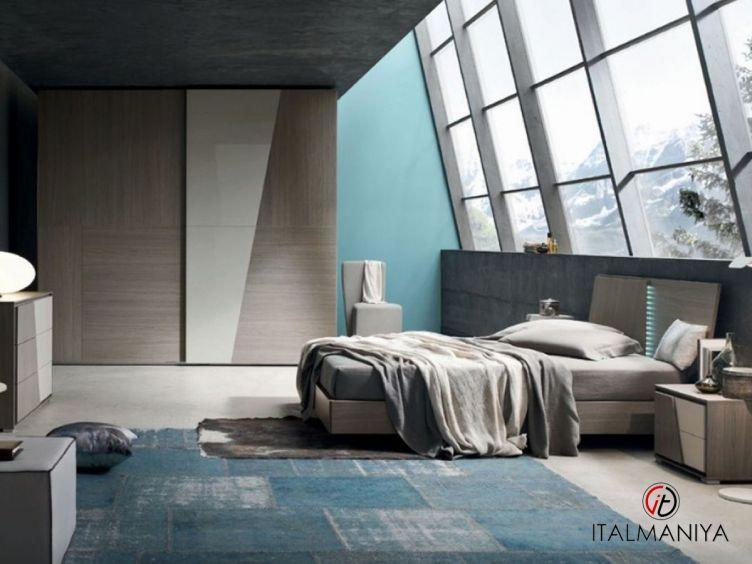 Фото 1 - Спальня Slide фабрики Maronese / ACF (производство Италия) в современном стиле