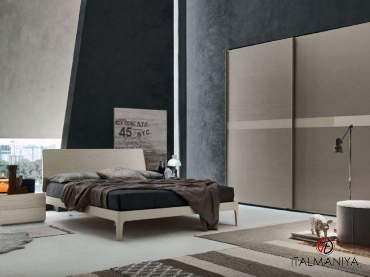 Фото 1 - Спальня Smart фабрики Maronese / ACF (производство Италия) в современном стиле