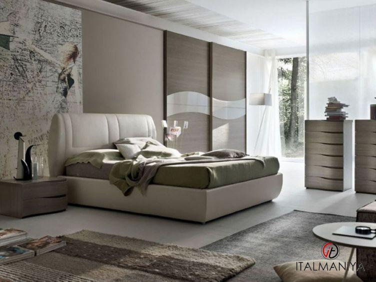 Фото 1 - Спальня Soft фабрики Maronese / ACF (производство Италия) в современном стиле