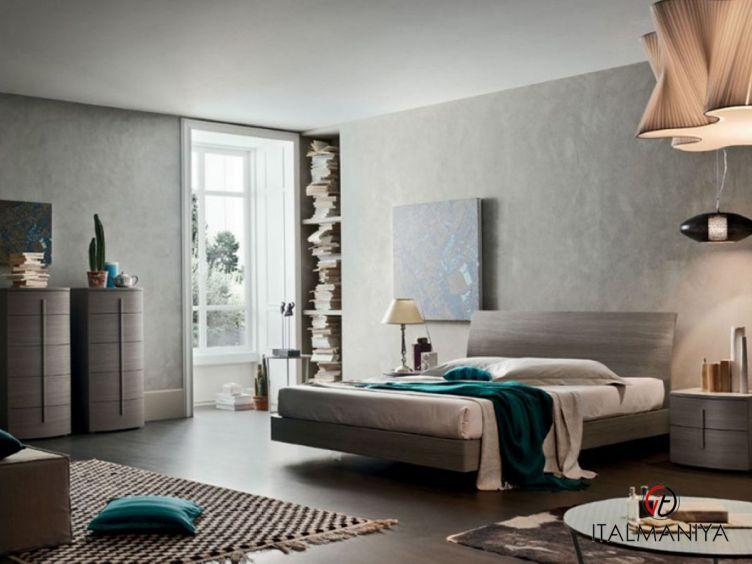 Фото 1 - Спальня Vela фабрики Maronese / ACF (производство Италия) в современном стиле
