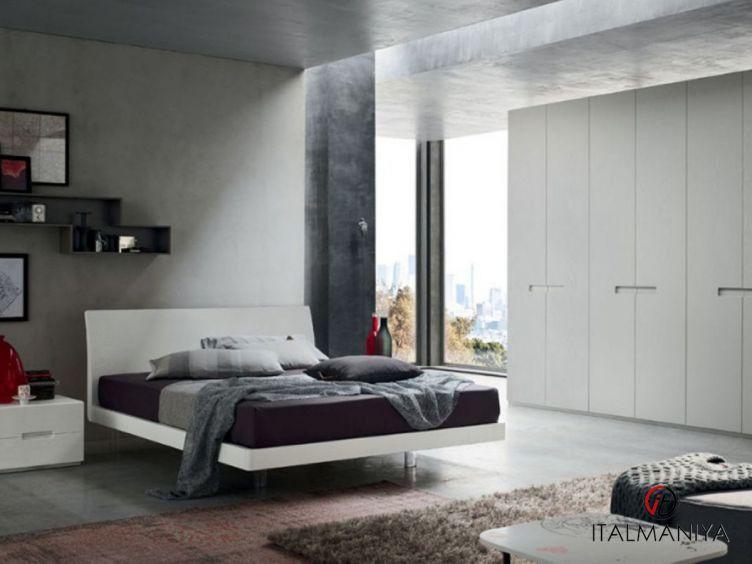 Фото 1 - Спальня Viki фабрики Maronese / ACF (производство Италия) в стиле лофт