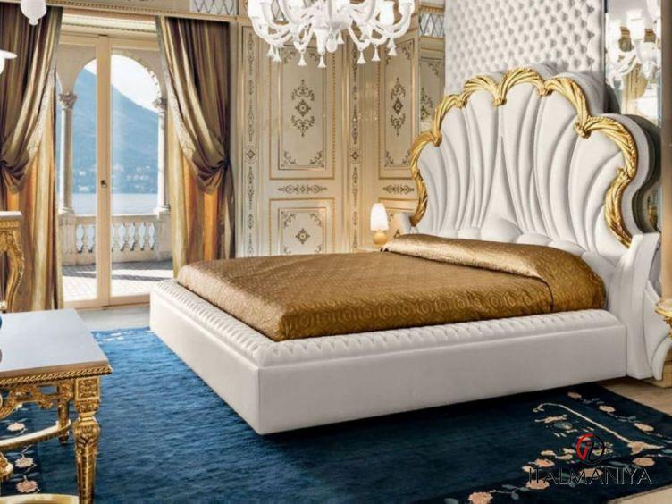 Фото 1 - Спальня Fuoritema фабрики Mascheroni (производство Италия) в классическом стиле из массива дерева