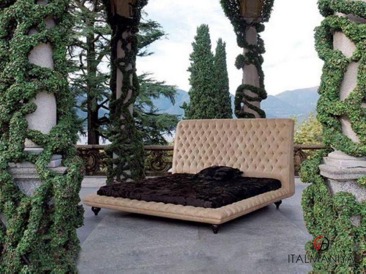 Фото 1 - Спальня Piazza Grande фабрики Mascheroni (производство Италия) в стиле арт-деко из массива дерева