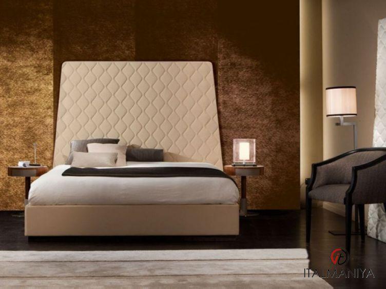 Фото 1 - Спальня Dream фабрики Mobilidea (производство Италия) в современном стиле из массива дерева