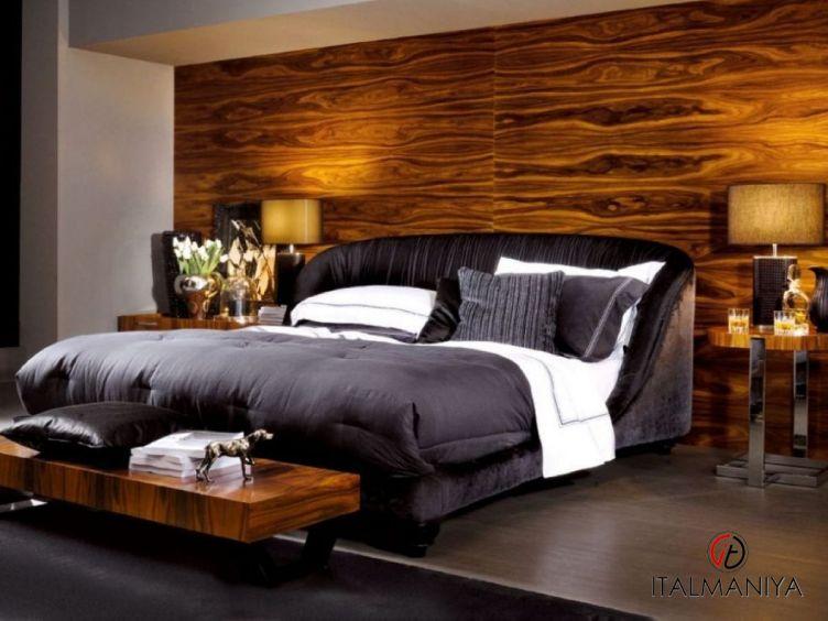 Фото 1 - Спальня Shell фабрики Mobilidea (производство Италия) в современном стиле из массива дерева