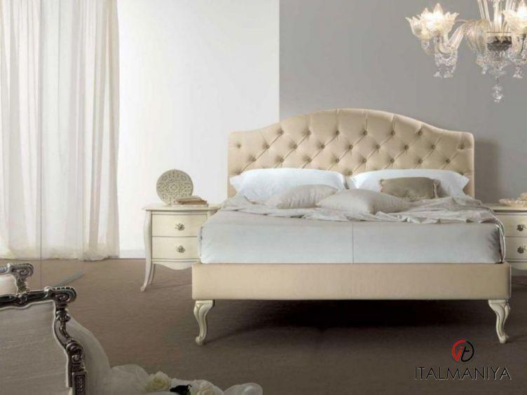 Фото 1 - Спальня Diamonds фабрики Piermaria (производство Италия) в стиле прованс из массива дерева