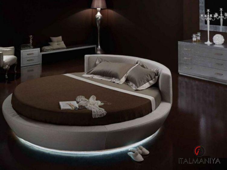 Фото 1 - Спальня Estro фабрики Piermaria (производство Италия) в современном стиле из массива дерева