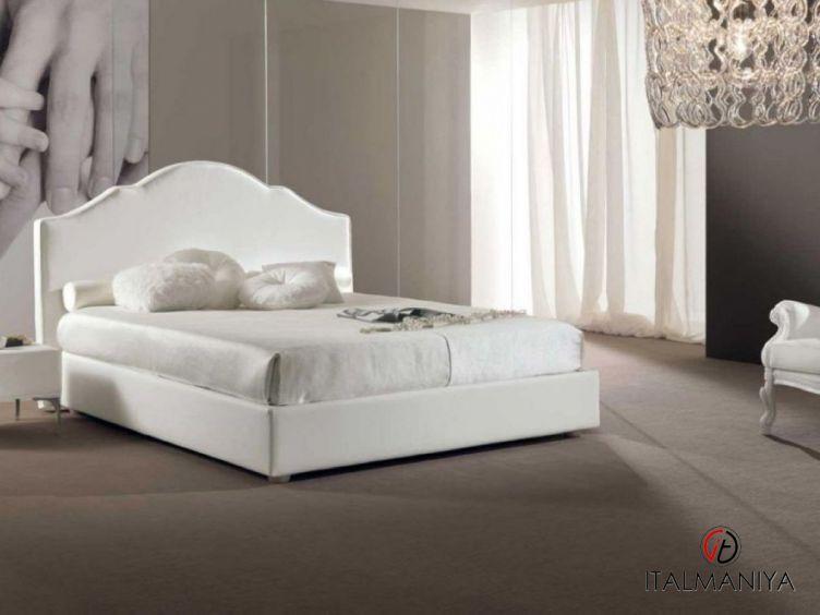 Фото 1 - Спальня Franke фабрики Piermaria (производство Италия) в современном стиле из массива дерева