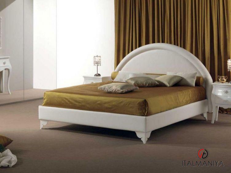 Фото 1 - Спальня Nuvola фабрики Piermaria (производство Италия) в современном стиле из массива дерева