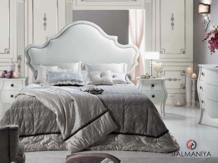 Фото 1 - Спальня Rubino фабрики Piermaria (производство Италия) в классическом стиле из массива дерева