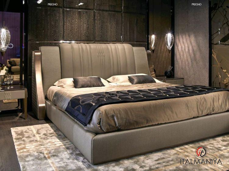Фото 1 - Спальня Vendome фабрики Pregno (производство Италия) в стиле арт-деко из массива дерева