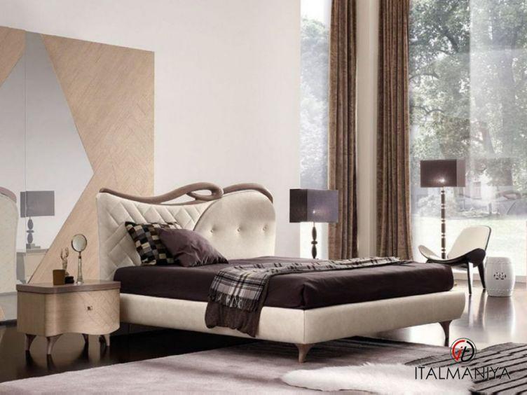 Фото 1 - Спальня Eclettica фабрики Signorini & Coco (производство Италия) в современном стиле из массива дерева