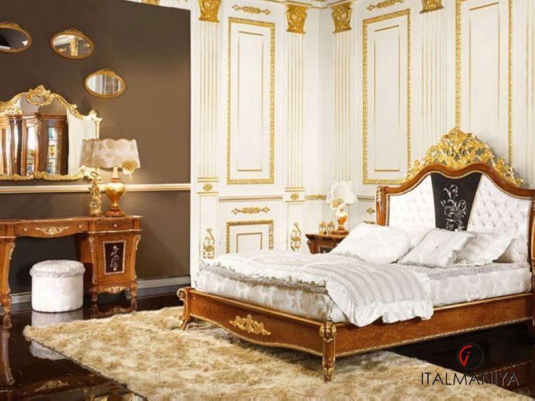 Фото 1 - Спальня Medicea фабрики Signorini & Coco (производство Италия) в классическом стиле из массива дерева