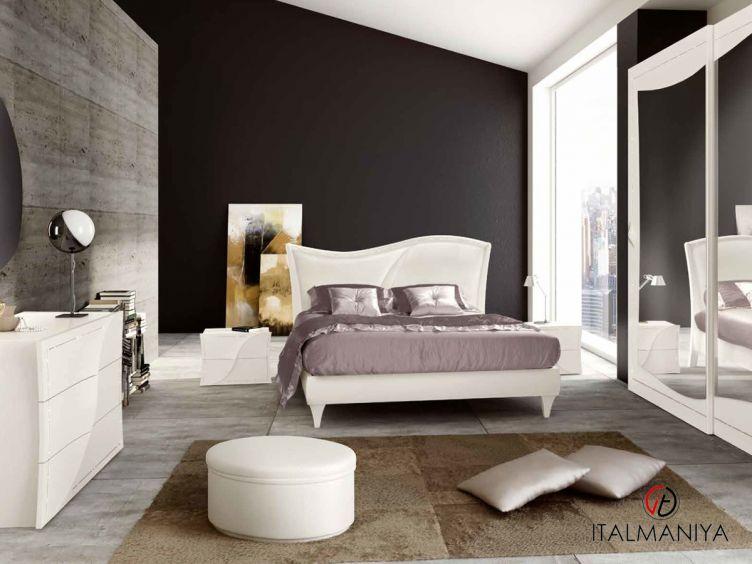 Фото 1 - Спальня Diva фабрики Signorini & Coco (производство Италия) в современном стиле из массива дерева