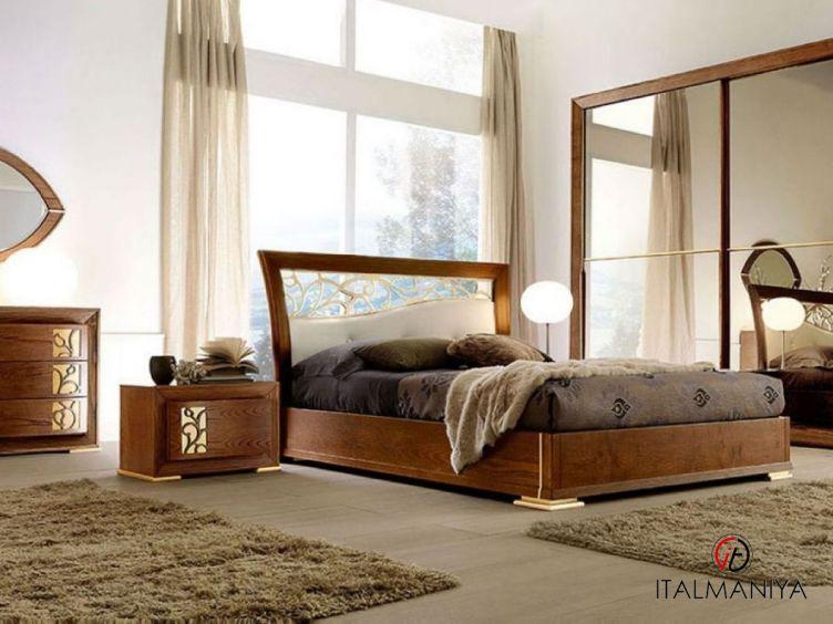 Фото 1 - Спальня Mylife фабрики Signorini & Coco (производство Италия) в классическом стиле из массива дерева