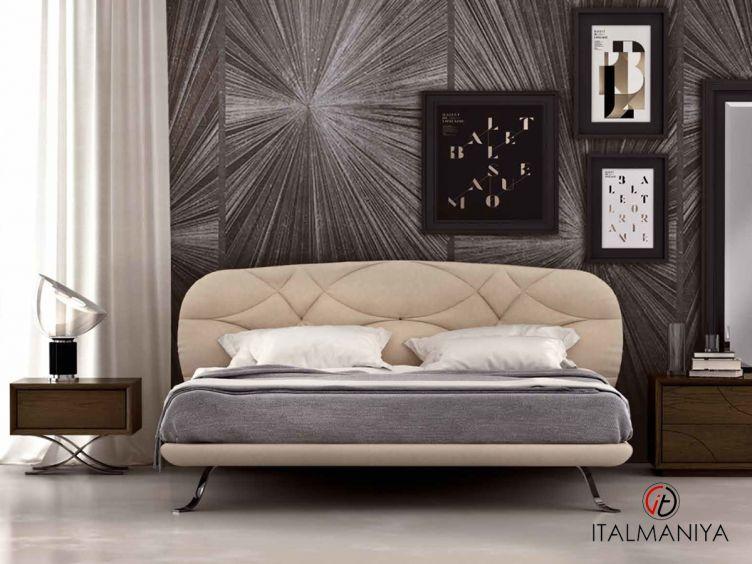 Фото 1 - Спальня Infinity фабрики Signorini & Coco (производство Италия) в современном стиле из массива дерева