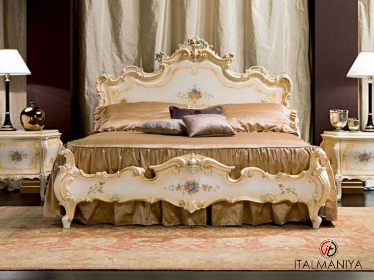 Фото 1 - Спальня Elena фабрики Silik (производство Италия) в классическом стиле из массива дерева