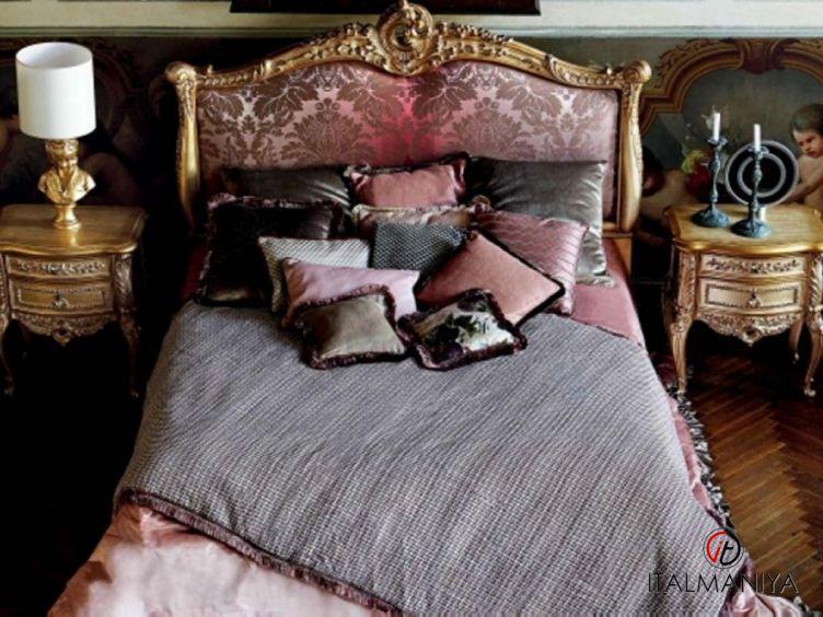 Фото 1 - Спальня Vesta фабрики Silik (производство Италия) в классическом стиле из массива дерева
