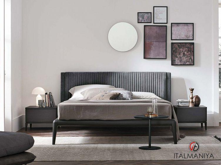 Фото 1 - Спальня Marlena 101004 фабрики Tomasella (производство Италия) в современном стиле из массива дерева