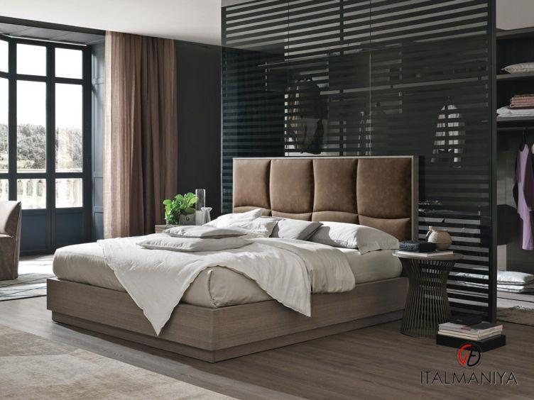Фото 1 - Спальня Prestige фабрики Tomasella (производство Италия) в современном стиле из массива дерева