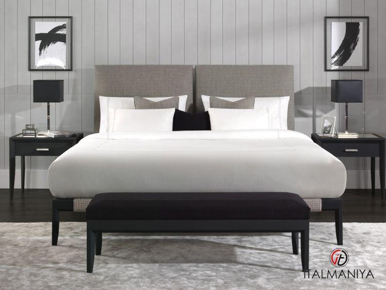 Фото 1 - Спальня Aspen фабрики Tosconova (производство Италия) в современном стиле из массива дерева