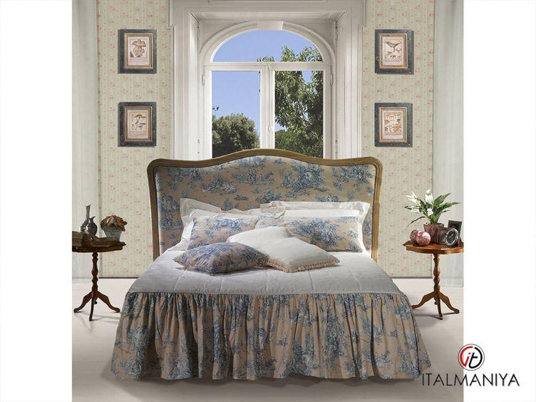 Фото 1 - Спальня Pavan фабрики Treci Salotti (производство Италия) в классическом стиле из массива дерева