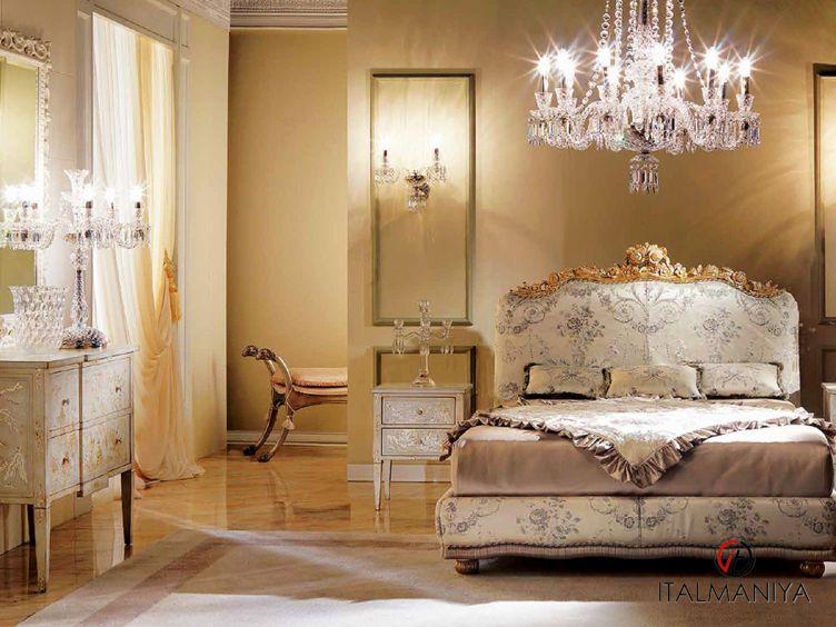Фото 1 - Спальня Bonanomi фабрики Zanaboni (производство Италия) в классическом стиле из массива дерева