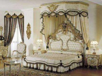 Спальня Osiride Asnaghi Interiors