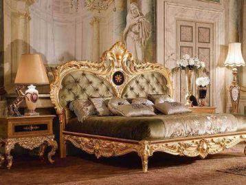 Спальня Queen Elisabeth Bacci Stile