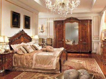 Спальня Reggenza Luxury Barnini Oseo