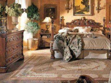 Спальня Italian & French Country Francesco Molon