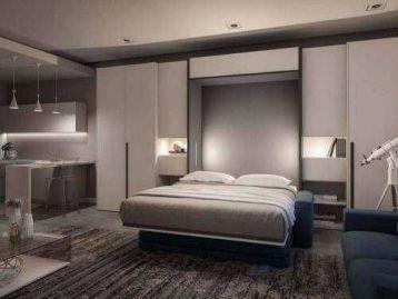 Спальня с подъемной кроватью 257 Tumidei