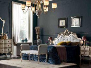 Спальня Camera da letto 11 Vittorio Grifoni