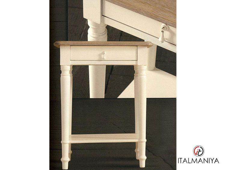 Фото 1 - Тумба прикроватная DB001663 фабрики Dialma Brown (производство Италия) в стиле прованс из массива дерева