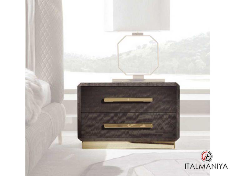 Фото 1 - Тумба прикроватная Infinity фабрики Giorgio Collection (производство Италия) в современном стиле из массива дерева