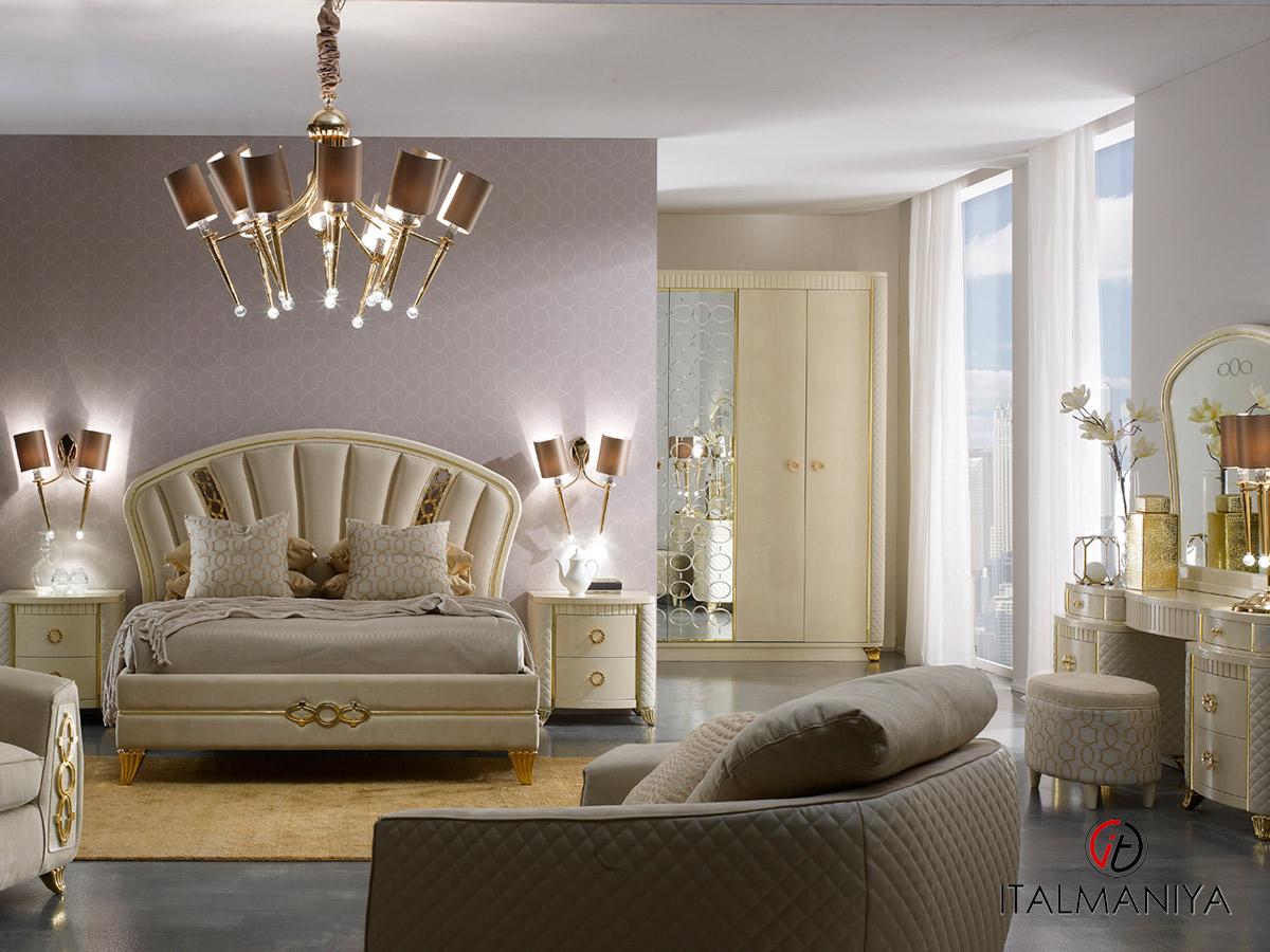 Фото 1 - Спальня Babila Exclusive фабрики A&M Ghezzani