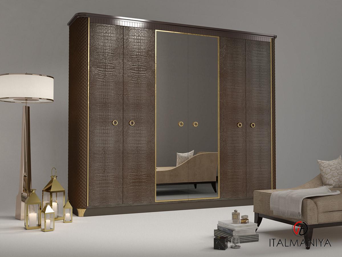 Фото 3 - Спальня Babila Exclusive фабрики A&M Ghezzani